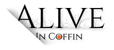 Alive In Coffin