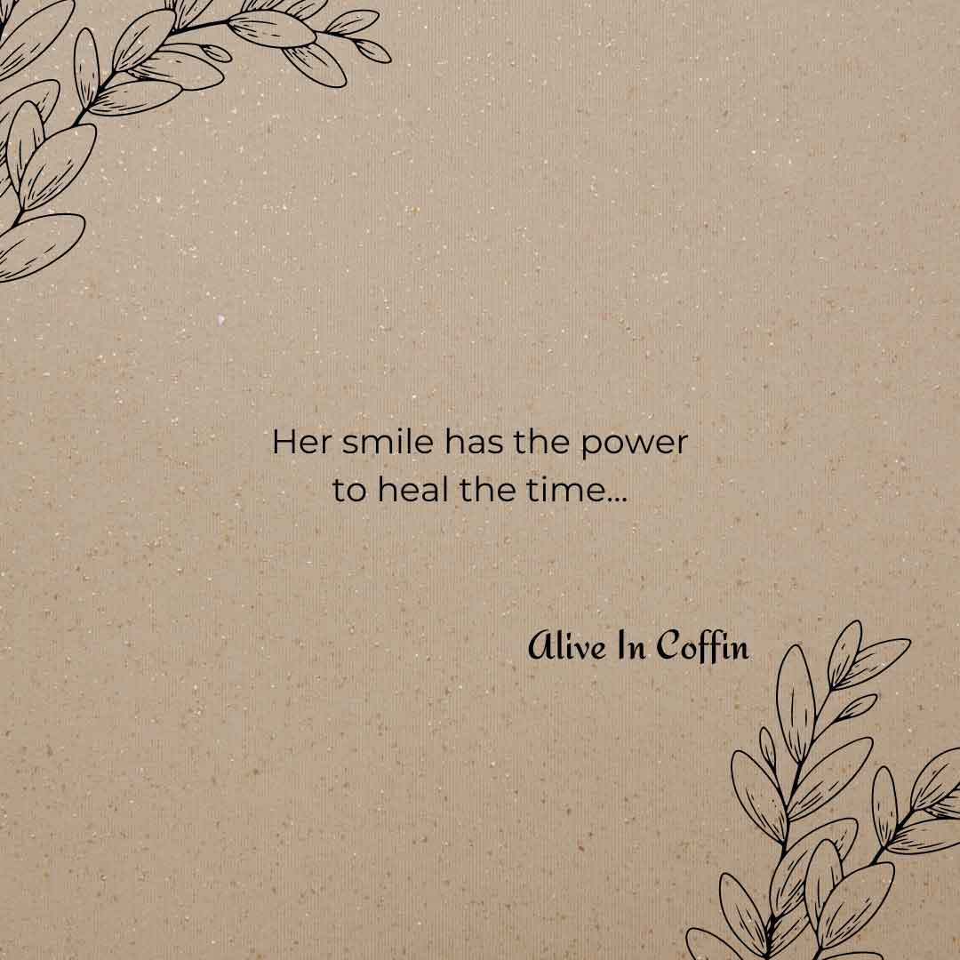 Her Smile Heals - Short Poems About Her Beauty