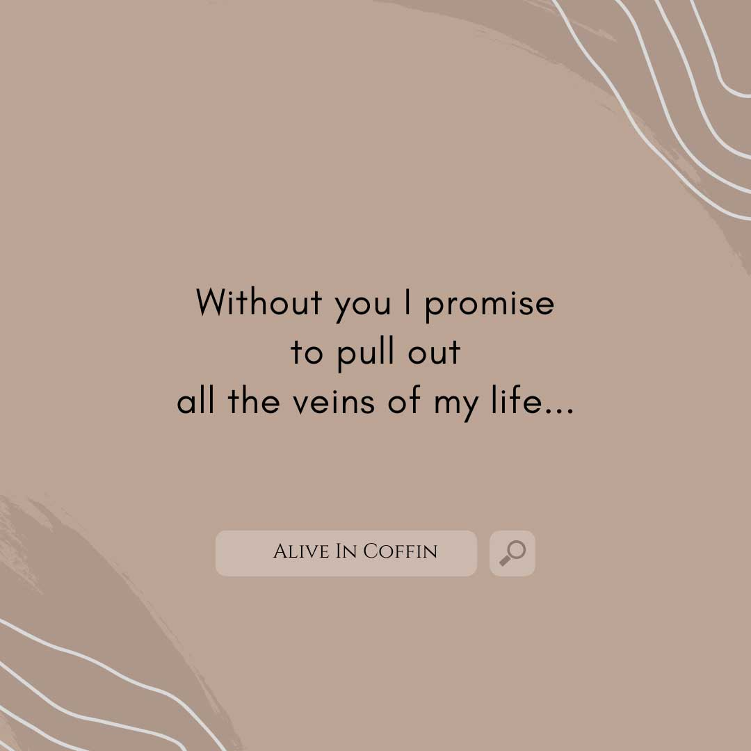 Pull Out - Break Up Poems To Make Her Cry